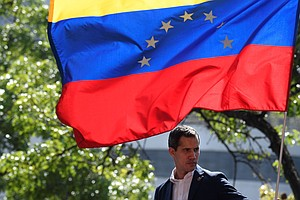 Juan Guaidó Says 'The Moment Is Now!' To Remove Maduro, S...