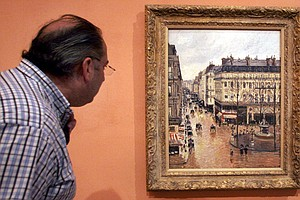 Jewish Family Loses Legal Battle To Recover Painting Stol...
