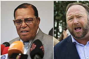 Facebook Bans Alex Jones, Louis Farrakhan And Other 'Dangerous' Individuals