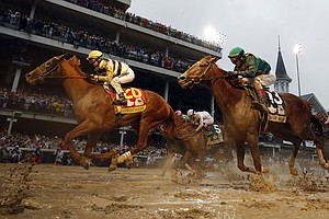 Country House, A 65-1 Long Shot, Wins Kentucky Derby After Historic Disqualif...