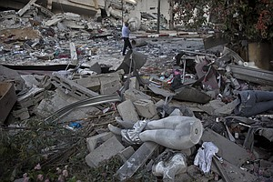 Netanyahu Orders Continued Pounding In Gaza As 600 Rocket...