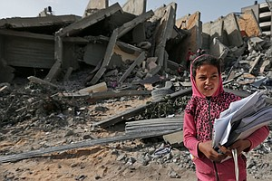 After Weekend Of Deadly Violence, Reports Of A Truce In Gaza