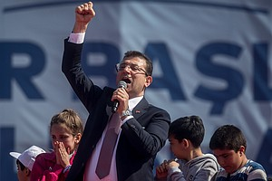 Opposition Candidate's Victory Tossed Out In Istanbul May...