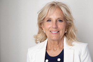 Jill Biden Says 'It's Time To Move On' From Anita Hill Co...