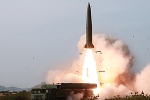 North Korea's Newest Missile Appears Similar To Advanced ...