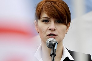 Maria Butina Says She Was 'Building Peace.' That's Not How The Feds See It