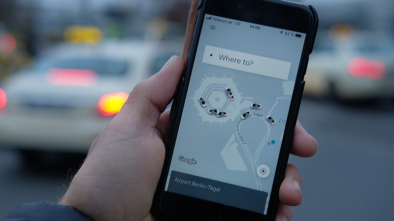 At $82 Billion, Uber's Market Debut To Be The Biggest In