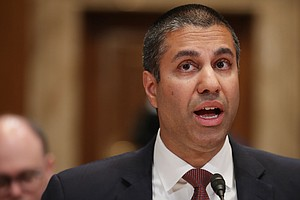FCC Blocks Chinese Company's Bid For International Phone Services In The U.S.