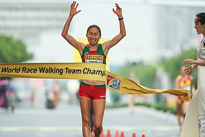 Mexico's Star Race Walker Lupita González Hit With 4-Year...