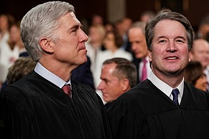 Supreme Court Rules Against Apple, As Kavanaugh Sides With Liberal Justices