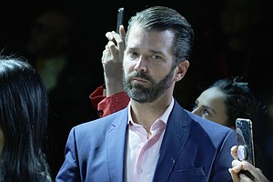 Trump Jr. Strikes Deal With Senate Intelligence Committee For Additional Test...