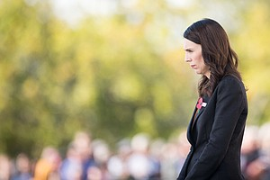 New Zealand's Ardern Calls On Social Media Companies To S...