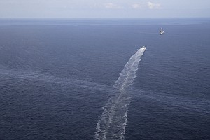 Oil Spill Seeping Into Gulf Of Mexico Contained After 14 ...