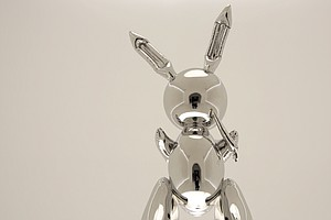 Jeff Koons' 'Rabbit' Fetches $91 Million, Auction Record For Work By A Living...