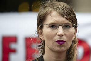 Chelsea Manning Sent Back To Jail For Refusing To Testify...