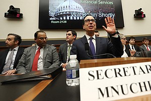 Mnuchin Says He Has 'Not Yet' Reviewed Memo Mandating IRS...