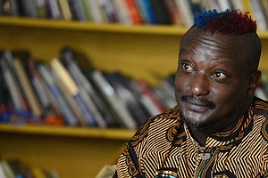 Binyavanga Wainaina, Kenyan Writer And LGBTQ Activist, Dies At 48