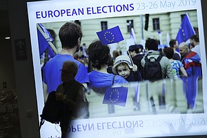 European Elections Will Be A Test For Nationalist Parties...