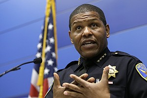 San Francisco Police Chief Apologizes For Raid On Home Of...