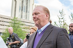 Chef Mario Batali Pleads Not Guilty In Boston Assault And...