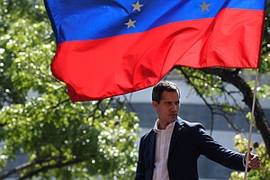 Delegates For Maduro, Guaidó To Meet For Talks On Ending ...