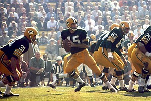 Bart Starr, Green Bay Packers Quarterback And 'Ice Bowl' ...