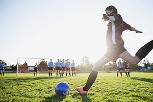 Playing Teen Sports May Protect From Some Damages Of Chil...