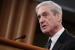 Mueller: Charging Trump Was 'Not An Option We Could Consi...
