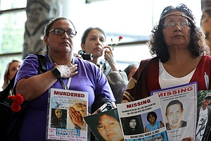 'Genocide' Has Been Committed Against Indigenous Women And Girls, Canadian Pa...