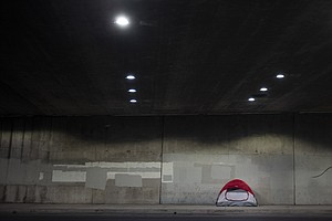 Despite Increased Spending, Homelessness Up 12% In Los An...