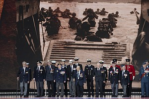 D-Day: Allies Commemorate Pivotal World War II Invasion, ...