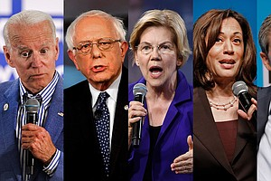 Who Made The Cut: DNC Announces Primary Debate Contenders