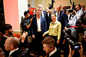 In Denmark's Election, A Shift To The Left — Unlike In Mu...