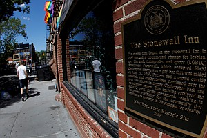 NYPD Commissioner Apologizes For 'Oppressive' 1969 Raid On Stonewall Inn