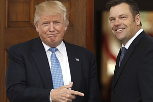 Kris Kobach Discussed Census Citizenship Question With 20...