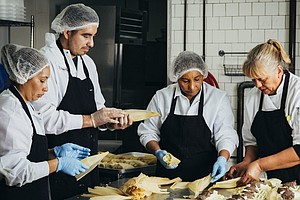 The Food Business Incubator That Helps Immigrant Women Pu...