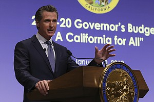 California's Budget Proposal Would Expand Health Care To Some Undocumented Im...
