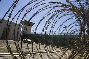Justice Breyer Says It's 'Past Time' To Confront Guantanamo's 'Difficult Ques...
