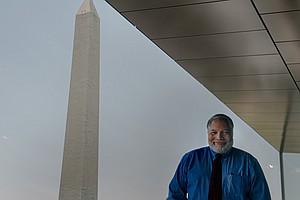Lonnie Bunch III Takes Helm Of The Smithsonian: 'I Feel T...