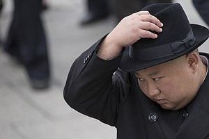 'The Great Successor' Aims To Fill In Blanks On The Life Of North Korea's Kim...
