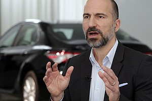 Uber CEO: Some Of The Increased Scrutiny On Tech Is Deserved
