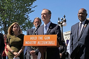 Democrats Introduce Bill Allowing Shooting Victims To Sue...