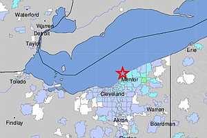 Cleveland Area Rattled By 4.0 Magnitude Earthquake