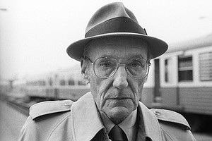 New William S. Burroughs Book Sheds Light On The Literary Legend's Influence ...