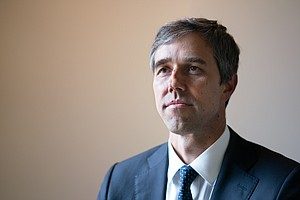 Beto O'Rourke Calls For A 'Moonshot' To Combat Climate Ch...