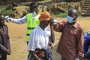 WHO Weighs Declaring Global Health Emergency As Ebola Spr...