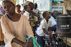 WHO Says Ebola Outbreak Is Not An International Public He...