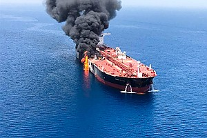 Iran Denies U.S. Claim That It Attacked Tankers In Gulf O...