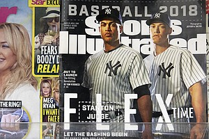'Sports Illustrated' Magazine Now Under Ross Levinsohn, Exec With Controversi...