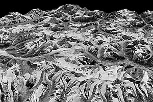 I Spy, Via Spy Satellite: Melting Himalayan Glaciers